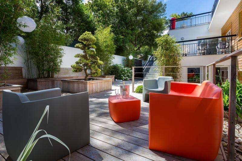 Visiter L'Hôtel Garden And Spa Avec Piscine À La Baule