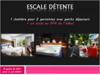 Escapade Relaxation from 89€*